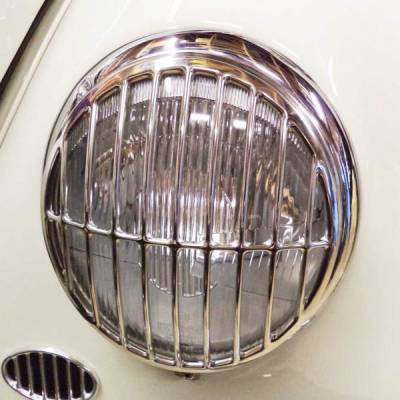 EXTERIOR - Light Lenses, Seals & Parts - ZVW-HGRILL