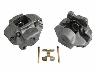 BRAKE SYSTEM - Brake Rotors & Calipers - 311-615-107