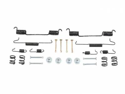 BRAKE SYSTEM - Brake Shoes & Springs - 211-698-003A