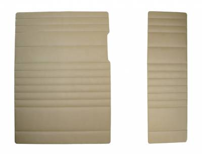 INTERIOR - Door Panels / Rear Panels & Accessories - 261-027-BG