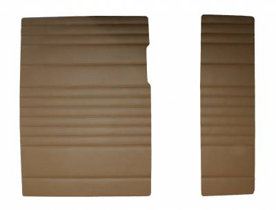 INTERIOR - Door Panels / Rear Panels & Accessories - 261-027-TN