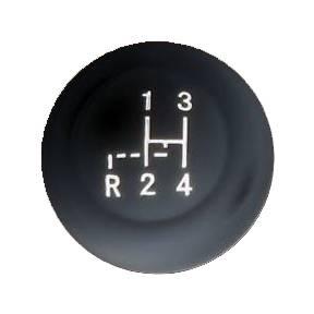 INTERIOR - Interior Rubber & Plastic - 131-141P-BK