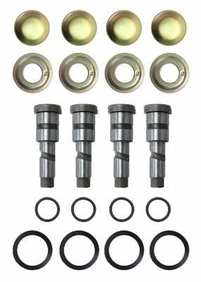 Shocks / Suspension / Axle - Steering Parts - 211-498-041A