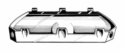 ENGINE COMPARTMENT - Engine Seals & Parts - 141-071T