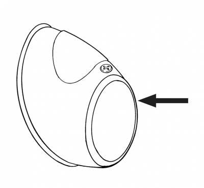 EXTERIOR - Light Lenses, Seals & Parts - 111-219-L/R