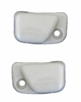 INTERIOR - Headliners, Sunvisors, & Rear Shelf Covers - 111-561B-L/R-WH