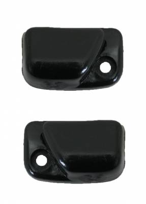 INTERIOR - Headliners, Sunvisors, & Rear Shelf Covers - 111-561B-L/R-BK