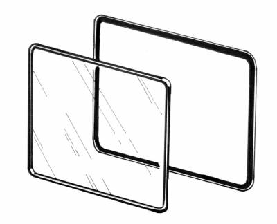 EXTERIOR - Windshields, Glass & Wiper Parts - 221-301A