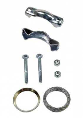 Exhaust/Mufflers/Heater Parts - Mufflers, Tail Pipes & Exhaust Hardware - 111-298-051