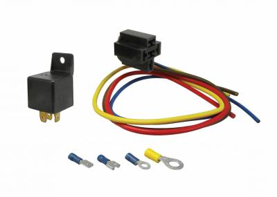 ELECTRICAL - Flashers / Relays / Misc. Switches - 111-012V