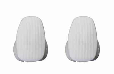 INTERIOR - Interior Rubber & Plastic - 113-638C-WH