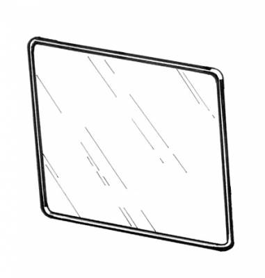 EXTERIOR - Side Pop Out Window Parts - 221-305A