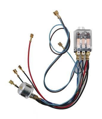 ELECTRICAL - Flashers/Relays/Misc. Switches - W-1007