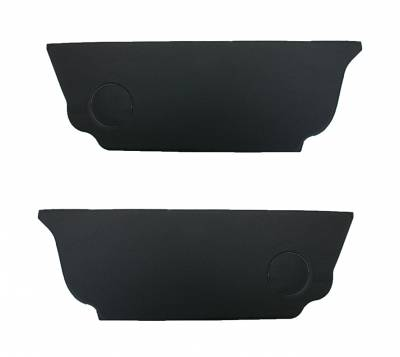 INTERIOR - Seat Parts & Accessories / Rear Kick Panels - 113-374D