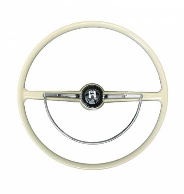 INTERIOR - Steering Wheels & Parts - 311-651D-BLEM