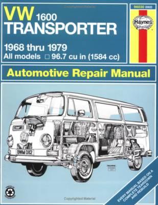 REPAIR BOOKS, STICKERS & T-SHIRTS - Repair Manuals - BF-226