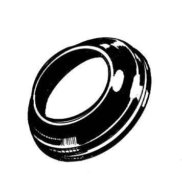 EXTERIOR - Body Rubber & Plastic - 361-527