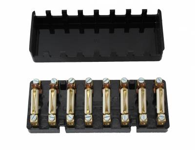 ELECTRICAL - Fuse Box & Parts - W-2904