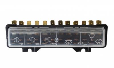 electrical - fuse box & parts - 111-505g