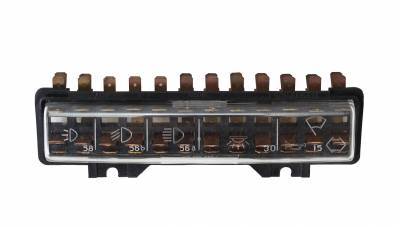 ELECTRICAL - Fuse Box & Parts - 111-505G-GER