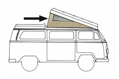 EXTERIOR - Camper Tops, Seals & Parts - 231-702