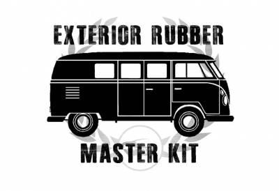 EXTERIOR - Body Rubber & Plastic - MK-211-001A