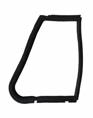 EXTERIOR - Door Rubber/Plastic - 151-625B-L/R