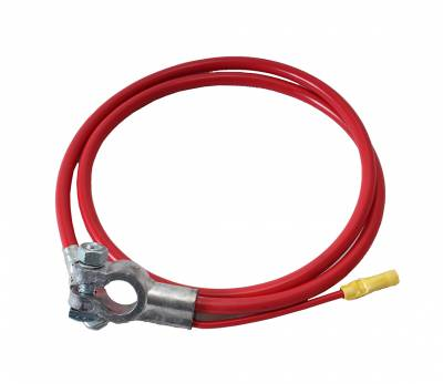ELECTRICAL - Battery Cables/Grounding Straps - W-2002