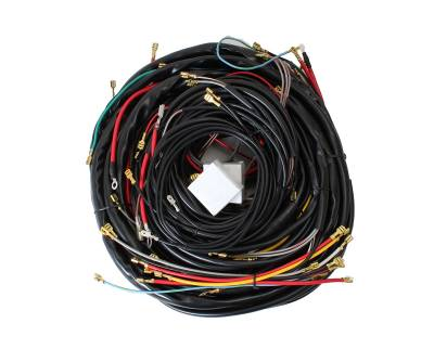ELECTRICAL - Wiring Looms on bus wire harness, hot rod wire harness, vw golf wire harness, car wire harness, motorcycle wire harness, ford wire harness, honda wire harness, vw dune buggy wire harness, corvette wire harness,