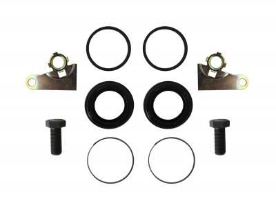BRAKE SYSTEM - Brake Rotors & Calipers - 411-698-471