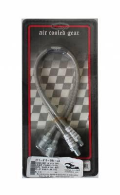 BRAKE SYSTEM - Brake Hoses/Hard Lines/Misc. Seals - 211-611-701-SS