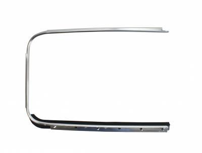EXTERIOR - Door Rubber/Plastic - 113-322A-R