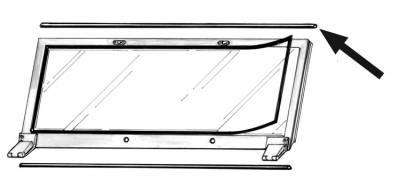 EXTERIOR - Body Rubber & Plastic - 181-137A