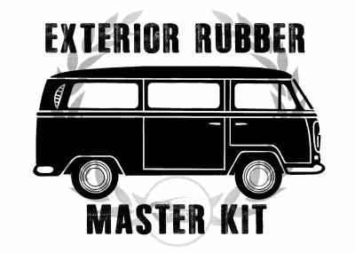 EXTERIOR - Door Rubber/Plastic - MK-211-046CS