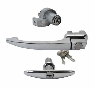 EXTERIOR - Door Hardware - 113-013
