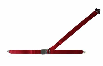 INTERIOR - Seat Belts & Parts - 111-706-RD
