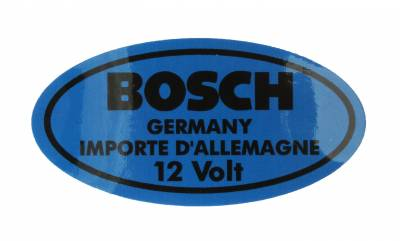 ENGINE COMPARTMENT - Stickers - 111-0003A