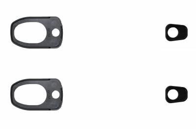 EXTERIOR - Door Rubber/Plastic - 211-211C