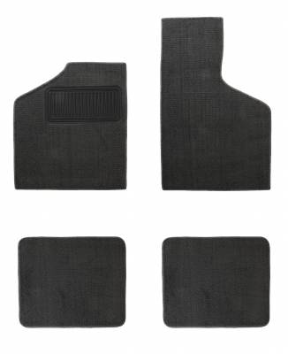 Carpet Kits & Floor Mats - Floor Mats - 311-400-GY