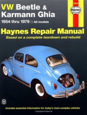REPAIR BOOKS, STICKERS & T-SHIRTS - Repair Manuals - BF-159