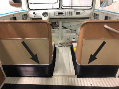 INTERIOR - Interior & Door Panels - 221-066