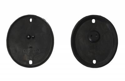 EXTERIOR - Body Rubber & Plastic - 141-165A-L/R