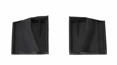 EXTERIOR - Door Rubber/Plastic - 151-497-L/R