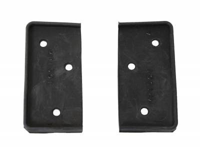 CONVERTIBLE TOP PARTS - Convertible Top Rubber, Pads, Hinge Covers & Parts - 151-410-L/R