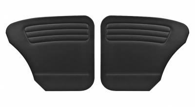 INTERIOR - Door Panels, Quarter Panels & Accessories - 111-015-L/R-BK