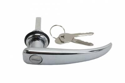 EXTERIOR - Door Hardware - 211-631A