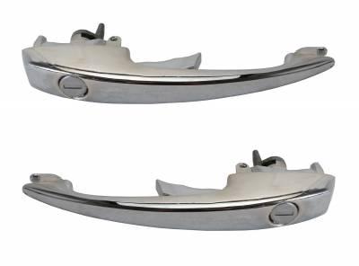 EXTERIOR - Door Hardware - 113-205M-L/R-ST