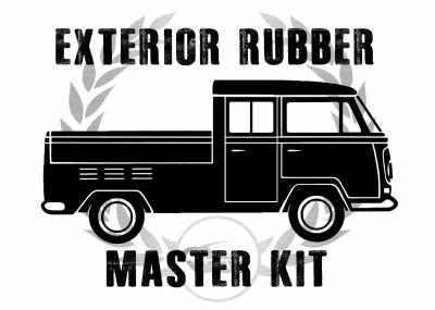 EXTERIOR - Door Rubber/Plastic - MK-261-040C