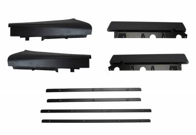 INTERIOR - Door Panels / Rear Panels & Accessories - 221-631-BK