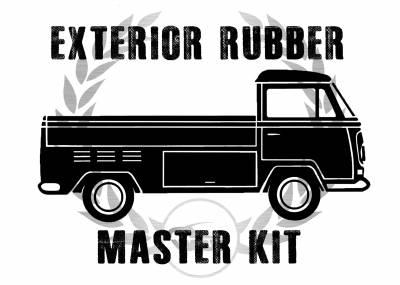 EXTERIOR - Door Rubber/Plastic - MK-221-007